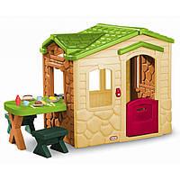Игровой домик Little Tikes Пикник (с дверным звонком и аксессуарами) (172298E13), фото 1