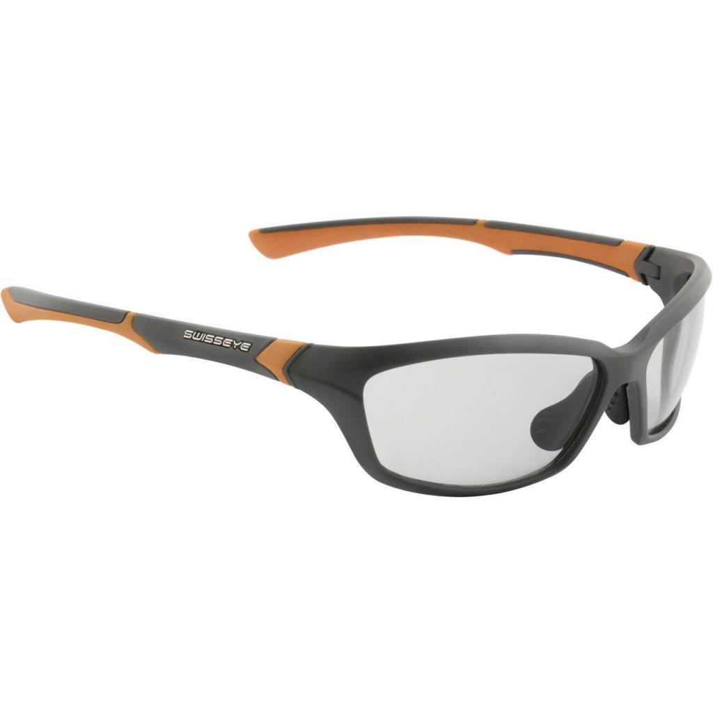 Очки Swiss Eye DRIFT, фотохром. линзы оранжевый/черный (12076)