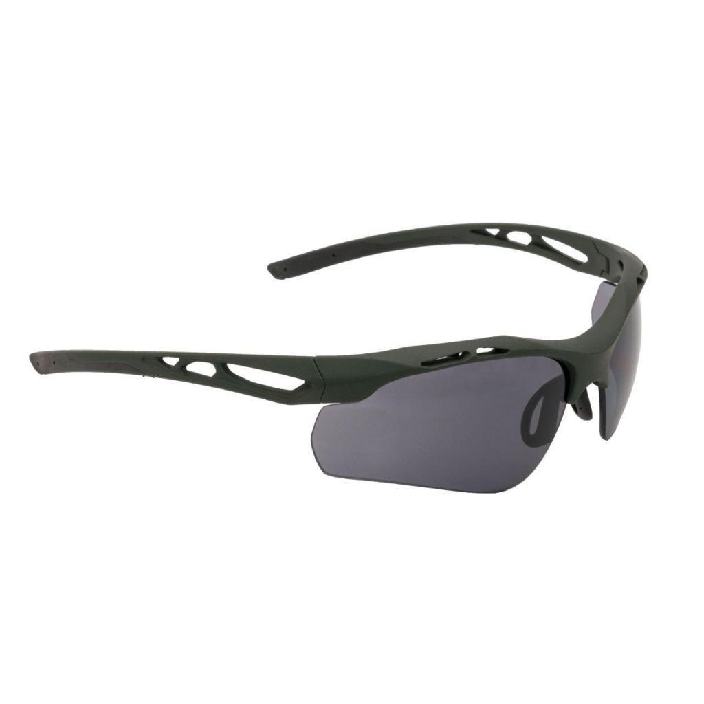Очки Swiss Eye Attac баллистические олива (40393)