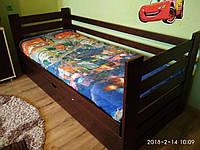 Ліжко  деревянне Марко  з підйомним механізмом