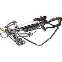 Арбалет Man Kung блочный, винтовочного типа, Black (XB86BK-KIT)