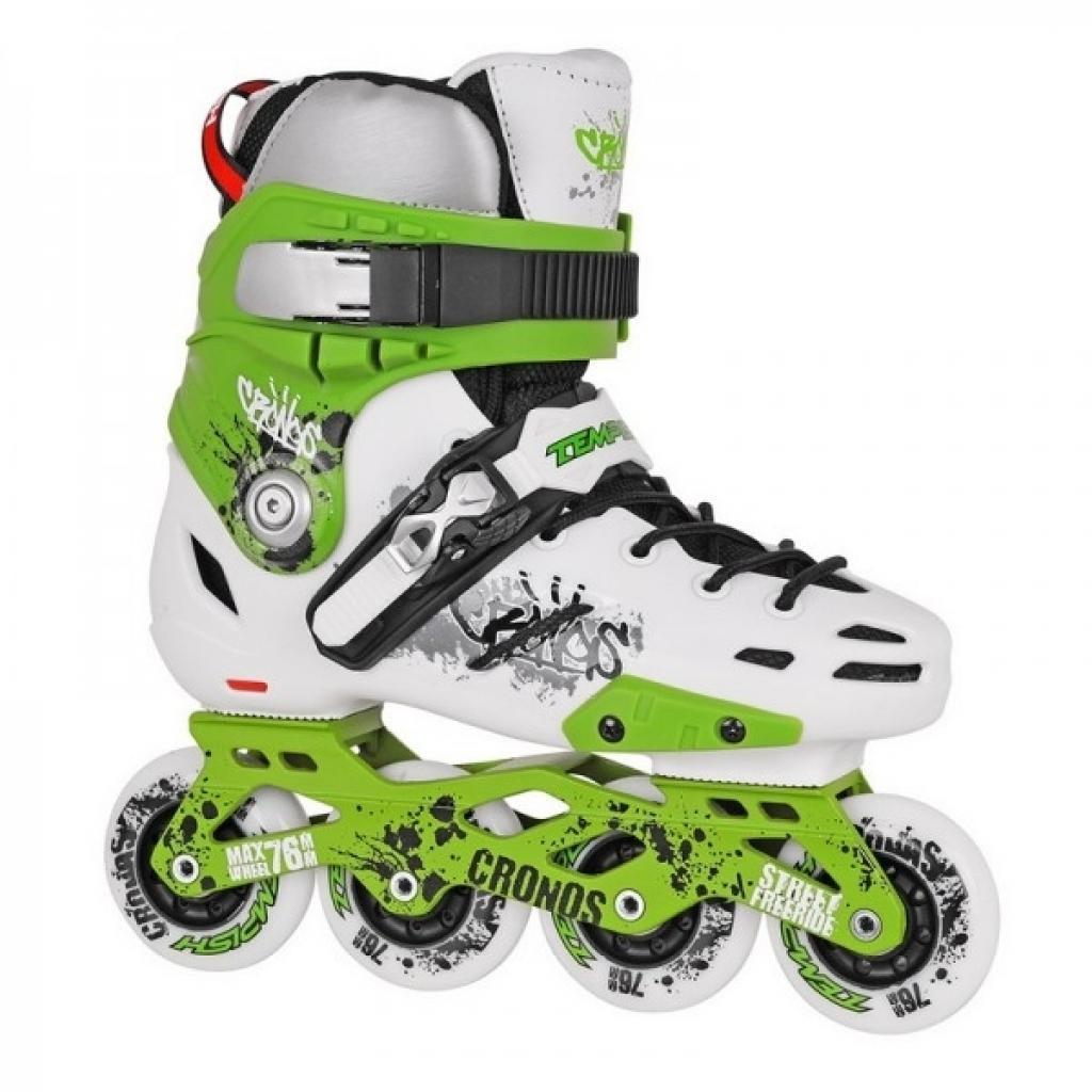 Роликовые коньки Tempish CRONOS /green/ 45 (100028/green/45)