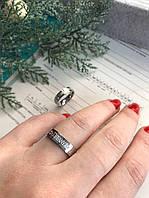 Кольцо Tiffany logo, фото 1