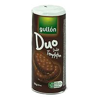 Печиво GULLON Duo, сендвіч темний з шоколадним кремом, 165г (24шт)