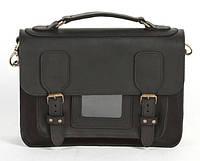 """Жіноча шкіряна сумка """"Seychelle"""" кожаная сумка ручної роботи, натуральна шкіра, фото 1"""