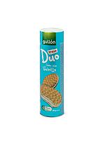 Печиво GULLON Mega Duo, сендвіч з ванільним кремом, 500г (20шт)