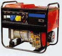 Однофазный дизельный генератор GLENDALE DP6500-CLX/1 АВТОЗАПУСК (5,3 кВт)