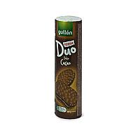 Печиво GULLON Mega Duo, сендвіч, темне з шоколадним кремом, 500г (20шт)