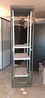 Серверная стойка 220 x 80 x 60 см № 91912