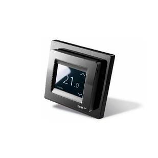 Терморегулятор DEVIreg Touch черный +5…+45 °C DEVI
