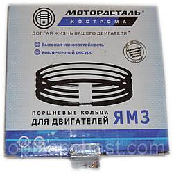 Комплект поршневых колец на двигатель ЯМЗ