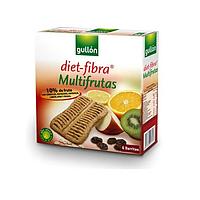 Печиво GULLON Take away Multifruta fibra, 144г (8шт)