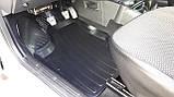 Резиновые коврики ВАЗ Калина 1118 2004- (седан) БРТ, фото 4