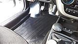 Резиновые коврики ВАЗ Калина 2004- БРТ, фото 3