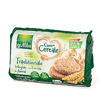 Печиво GULLON tube 2 Cuor di Cereale Tradizionale P-2, 560г, (8шт)