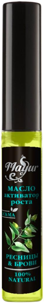Масло Mayur активатор роста ресниц и бровей с маслом усьмы 12 мл