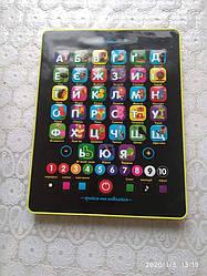Інтерактивний навчаючий планшет українською мовою