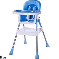 Стульчик для кормления Caretero Pop Blue