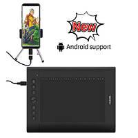 Графічний Графический планшет Huion H610PRO V2.1 с поддержкой Android