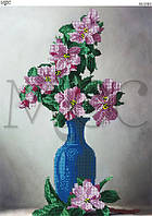 """Схема для вишивки бісером """"Яблуневий цвіт"""""""