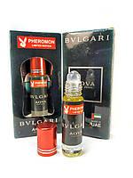 Масляные духи с феромонами Bvlgari aqvaPour Homme Pheromon (ОАЭ)