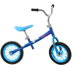 Беговел детский Profi Kids M 3255-2 синий велокат для мальчика