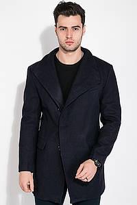 Пальто 186V001 цвет Чернильный