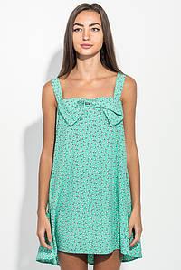 Платье-сарафан 37P026 цвет Мятный