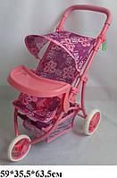 Детская коляска для кукол 9377 B-T