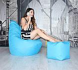 Кресло груша Оксфорд L, фото 5