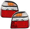 LED диодные фонари задние VW golf 3 фольксваген гольф тюнинг tuning оптика гти gti