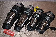 Комплект універсальних наколінники і налокітники Motowolf 1012