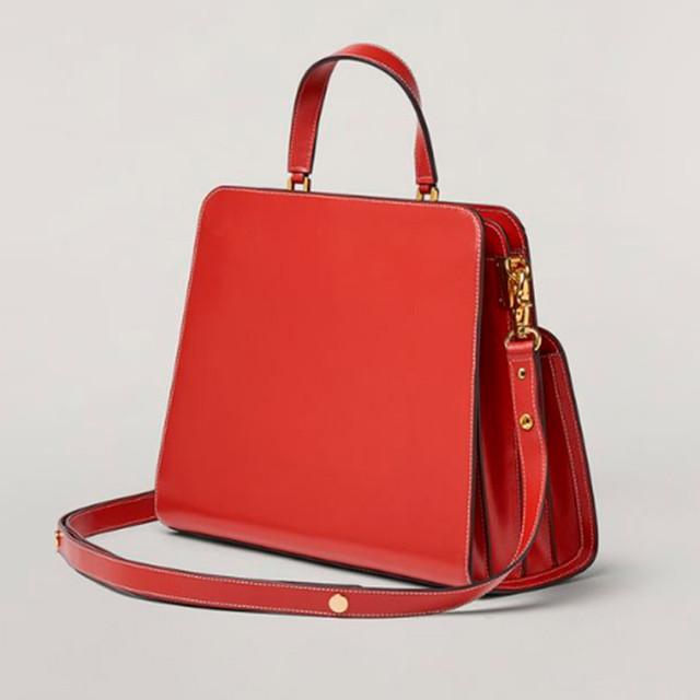 Женская кожаная сумочка Marni