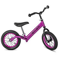 """Беговел детский велобег колеса 12"""" Profi Kids M 3844A-3"""