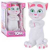 """Говорящая игрушка """"Кошка Анжела""""(подружка Кота Тома), арт. DB 6883 D2"""