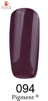 Гель-лак F.O.X Pigment 094, 12мл
