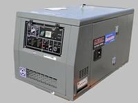 Однофазный дизельный генератор GLEANDALE DP15000SLE1 АВТОЗАПУСК (10 кВт)