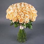 51 персиковая роза Аваландж
