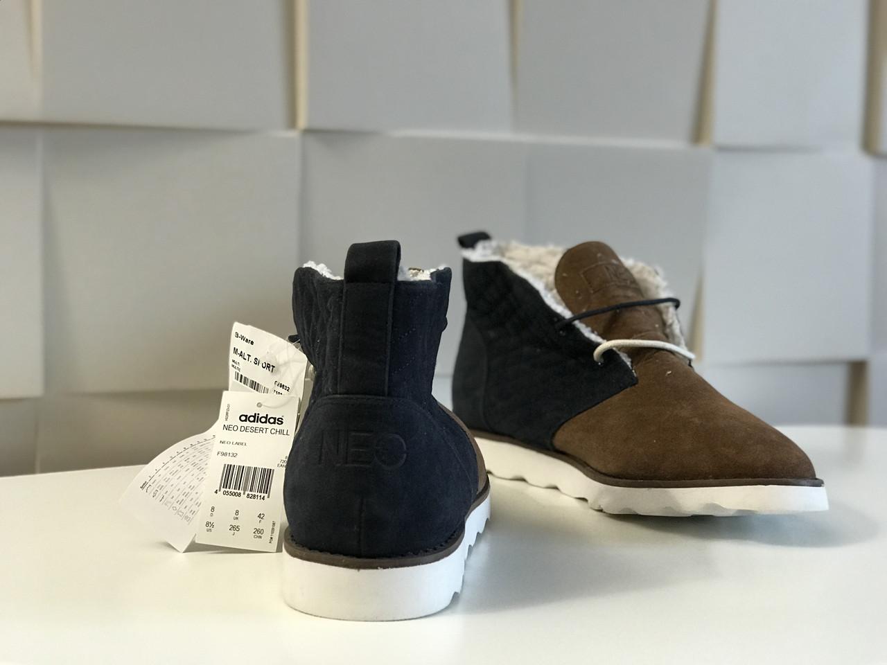 Ботинки мужские Adidas Neo Sport F98132 ОРИГИНАЛ 100%