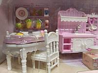 Мебель Для Фигурок Yasini 6617 Kitchen Кухня С Зайкой, фото 4