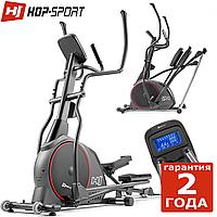 Орбитрек электромагнитный Hop-Sport HS-095CF Prizm Black, фото 1