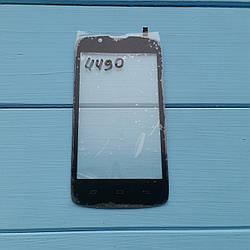 Сенсорный экран для Fly IQ4490 Black