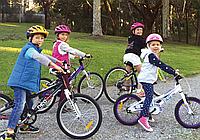 Как правильно выбрать двухколесный велосипед для ребенка 3-14 лет