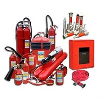 Пожежне обладнання, інвентар та комплектуючі