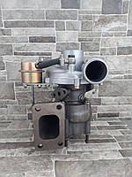 Турбокомпрессор ТКР-6.5.1-10.06 ЕВРО-3 с клапаном, Турбина на ГАЗ, ВАЛДАЙ; Двигатель Д 245