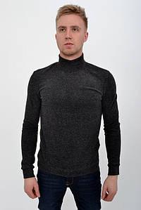 Гольф мужской 119R716 цвет Темно-серый