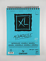 Скетчбук Canson XL Aquarelle Watercolor   А5, фото 1