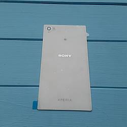 Задняя панель корпуса для Sony Xperia Z1 L39H C6902 C6903 white