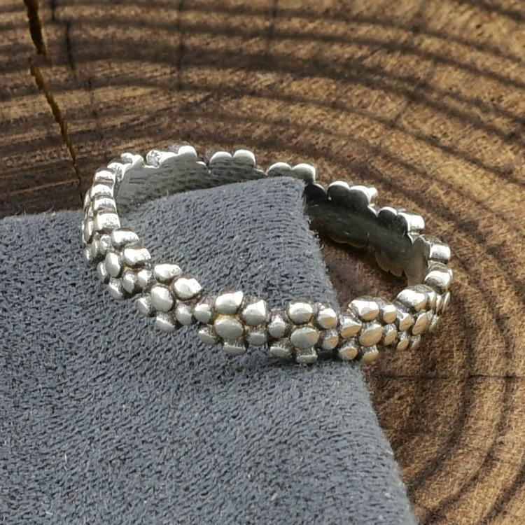 Серебряное кольцо ТС510296 вес 2.1 г размер 17.5