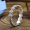Серебряное кольцо ТС510296 вес 2.1 г размер 17.5, фото 4